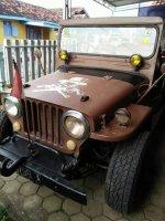 Toyota Kijang: DI JUAL JEEP WILLYS TAHUN 1944 LENGKAP (IMG-20170524-WA0000.jpg)