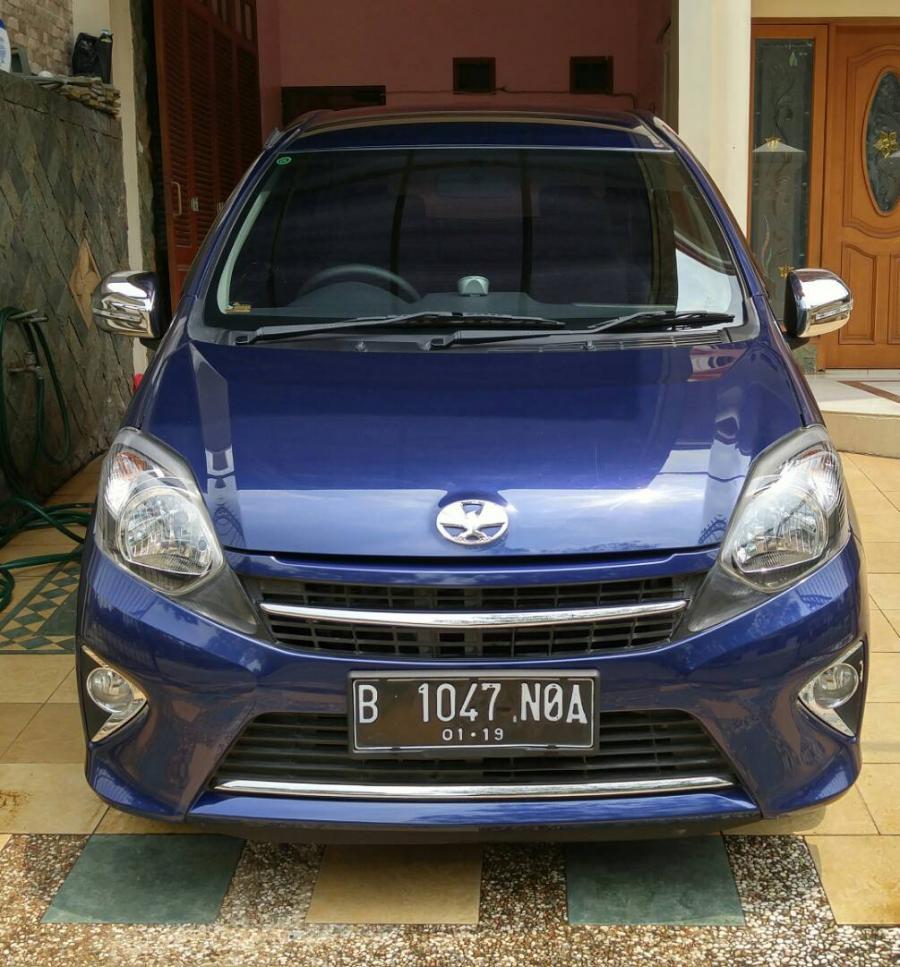 Mobil Bekas Agya Bali – MobilSecond.Info
