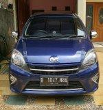 Toyota: JUAL CEPAT AGYA MATIC 2013, NO PR LANGSUNG JALAN. COCOK BUAT MUDIK
