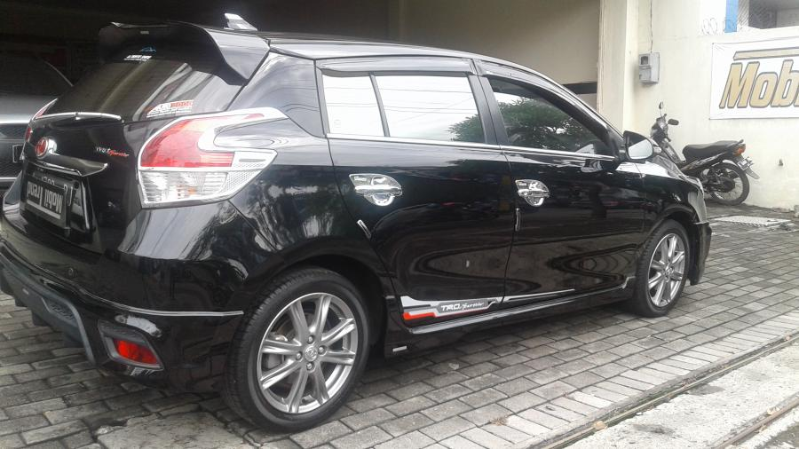 All New Yaris TRD Sportivo Manual Tahun 2014 - MobilBekas.com