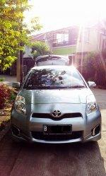 Toyota Yaris E AT 2012, mulus, ex wanita (1.jpg)