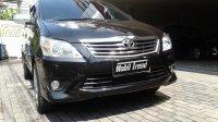 Jual Toyota: Grand Innova G 2.5 Diesel Tahun 2012 Kondisi Istimewa