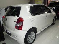 Jual Toyota: Etios Valco G'14 MT Wrna Favorit Putih L. TouchSreen Mobil SGT Terawa