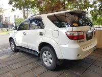Jual Toyota Fortuner G Lux 2010