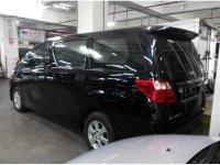 Jual Toyota New Alphard 2.4 X Tiptronic Tahun 2009/2010 Hitam met