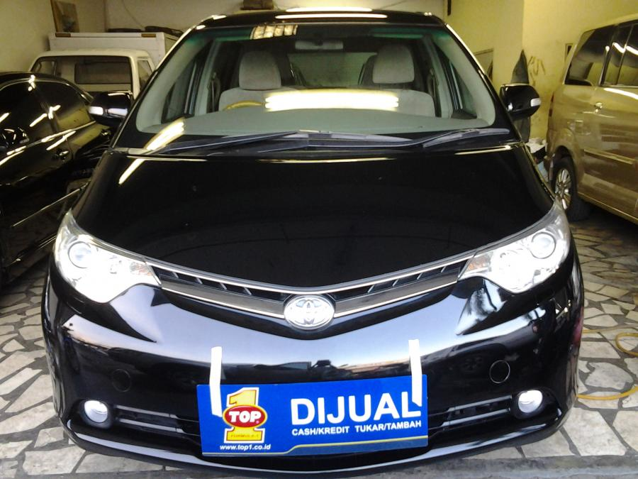JUAL Toyota New Previa 2.4 Full Spec ATPM Automatic Tahun ...