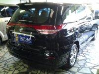 JUAL Toyota New Previa 2.4 Full Spec ATPM Automatic Tahun 2008 Hitam