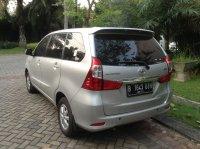 Toyota: Jual cepat Avanza tipe G 2016 manual