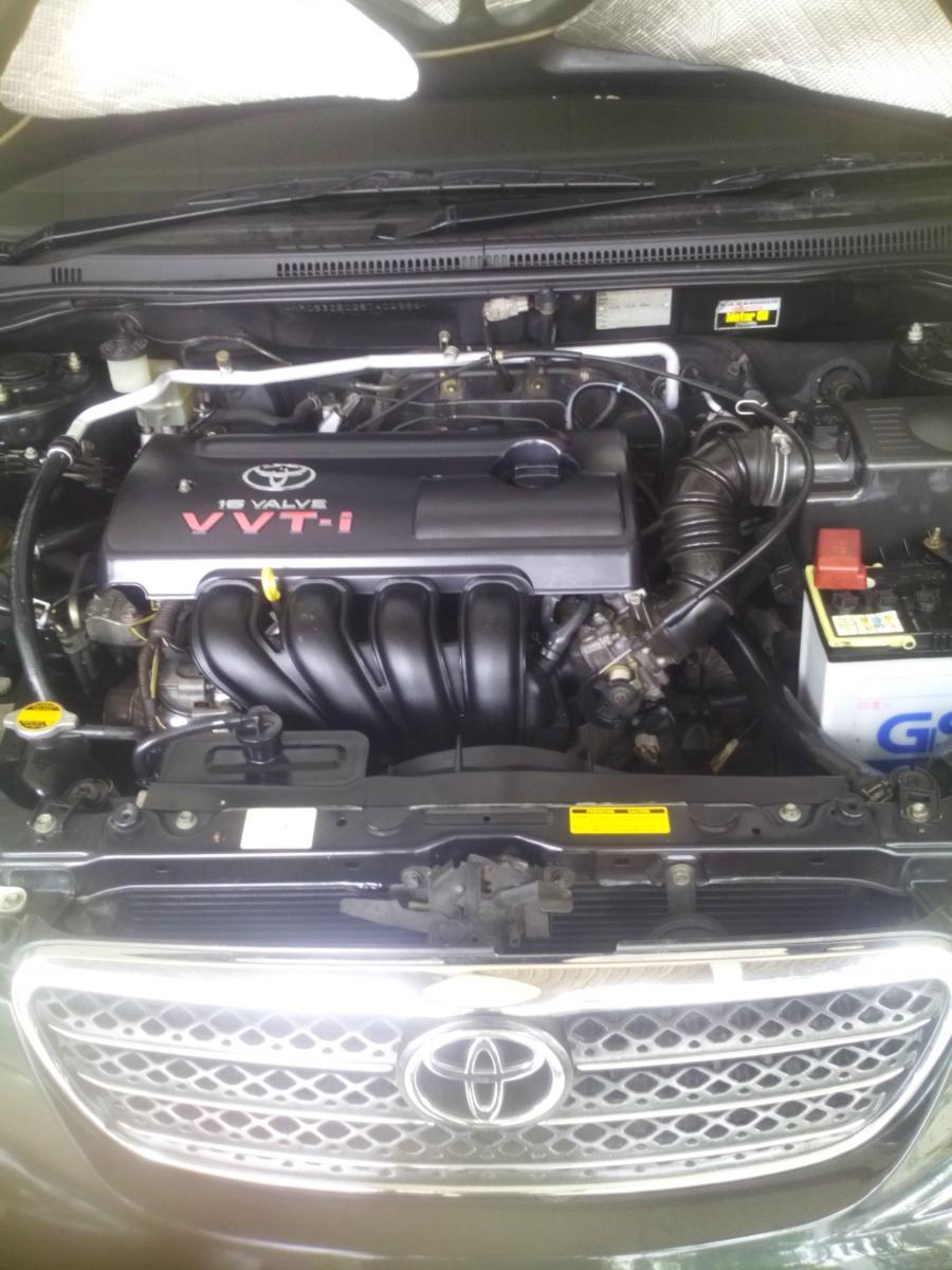 Toyota ALTIS G 2005 manual hitam.Tdpe'12 - MobilBekas.com