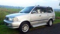 Jual Toyota Kijang LGX EFI '00 Silver whait ori. #Tangan 1