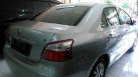 Toyota VIOS G 2011 manual silver.istimewah.Tdpe'17jt (T.vios'11 blk s.jpg)