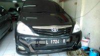 Jual Toyota INNOVA G lux bensin 2011 manual hitam.Dpe 48(nego)