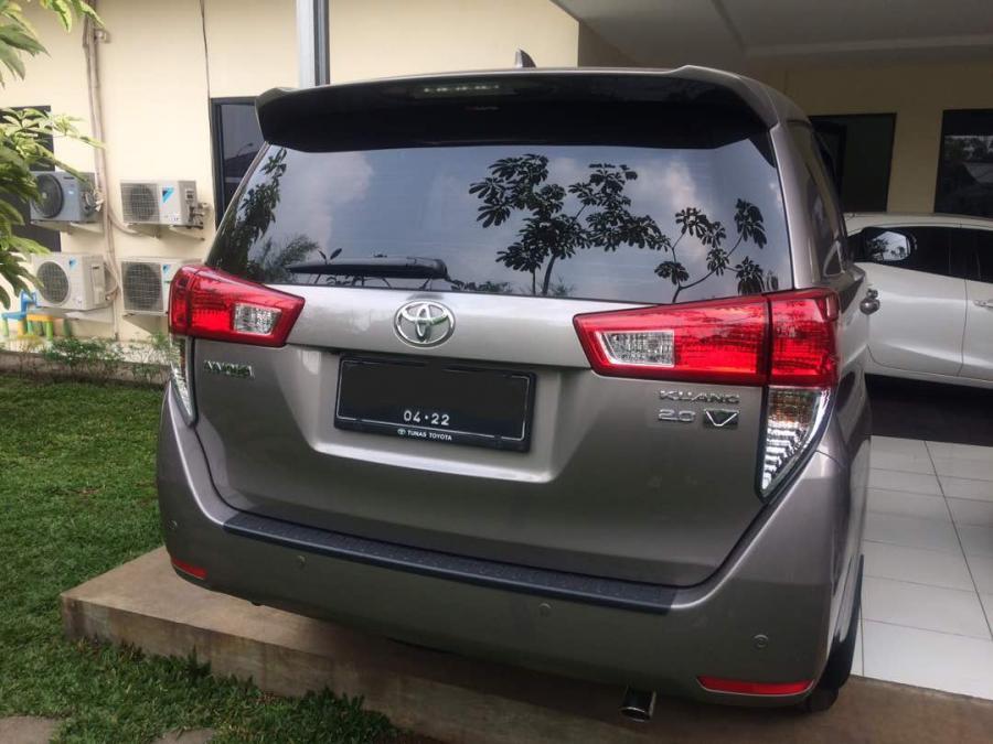 New Innova Reborn 2.0 Bensin V Matic Tahun 2017 Km Rendah ...
