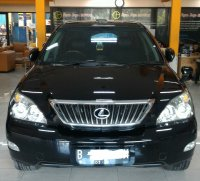 Di Jual Toyota Harrier 2.4 AT L Premium Heater. CBU Japan.