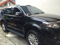 Jual Toyota Fortuner 2.7 G LUX 2013