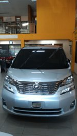 Di Jual Toyota Vellfire V 2.4 AT Premium Sound 18 Speaker CBU Japan