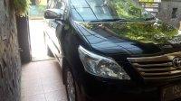 Toyota: Jual cepat Innova 2012 G A/T Diesel Captain Seat