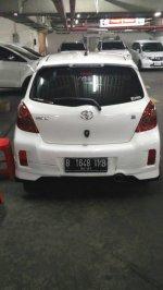 Toyota Yaris 'E' putih matic (IMG_1099.JPG)