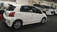 Toyota Yaris 'E' putih matic (IMG_1093.JPG)