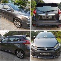 Jual Toyota: Yaris 2014 TRD a/t kondisi prima