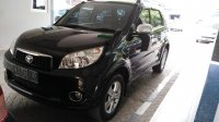 Jual Toyota Rush S AT 2011 Hitam Metalik
