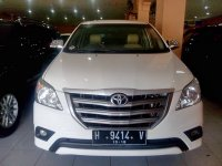 Toyota: Kijang Grand Innova Manual Tahun 2013