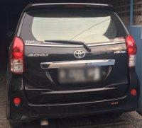 Toyota: JUAL AVANZA VELOZ 1.5 BLACK METALIC MANUAL (8.jpg)