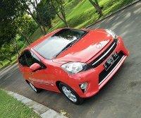Jual Toyota: Agya G-AT th 2015 spt Baru