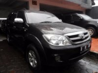 jual toyota fortuner 2.7 .G 2005. bensin automatic