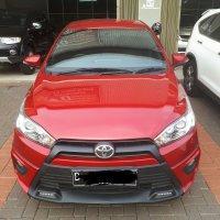 Jual Toyota: Yaris2015,warna merah