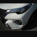 Toyota: GRAND NEW FORTUNER VRZ'16 PUTIH