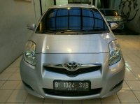 Jual Toyota: Yaris E AT 2011 Silver Good Condition dp12 Siapa Cepat
