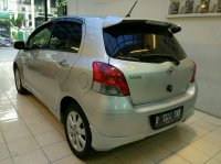 Toyota: Yaris E AT 2011 Silver Good Condition dp12 Siapa Cepat (IMG-20170628-WA0039.jpg)