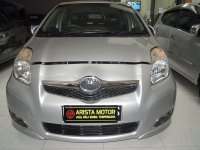 Jual Toyota: Yaris E'11 MT Silver Double AirBag Pjk Agust'18 Mobil Sporty Terawat