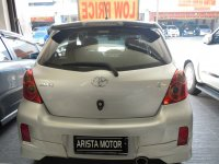 Toyota: YARIS E'12 MT SILVER Model Baru Pjk Jan'18 Ban Serep Belum Turun (DSCN7289[1].JPG)