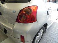Toyota: YARIS E'12 MT SILVER Model Baru Pjk Jan'18 Ban Serep Belum Turun (DSCN7290[1].JPG)
