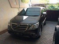 Jual Toyota: Innova E Plus Diesel Seperti Baru Surabaya 2015