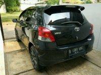 Toyota: Yaris E AT 2010Hitam Good Condition (IMG-20170708-WA0010.jpg)