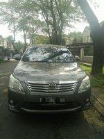 Jual Toyota: Innova Type V Matic 2012 (Nego)