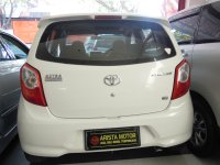 Toyota: AGYA G'13 PMK 2014 AT Warna Favorit Putih KM 43rb Asli (DSCN7467[2].JPG)