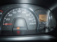 Toyota: AGYA G'13 PMK 2014 AT Warna Favorit Putih KM 43rb Asli (DSCN7472[1].JPG)