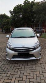 Jual Toyota Agya, Agya Metic 2015, Agya Km Rendah, Agya Murah