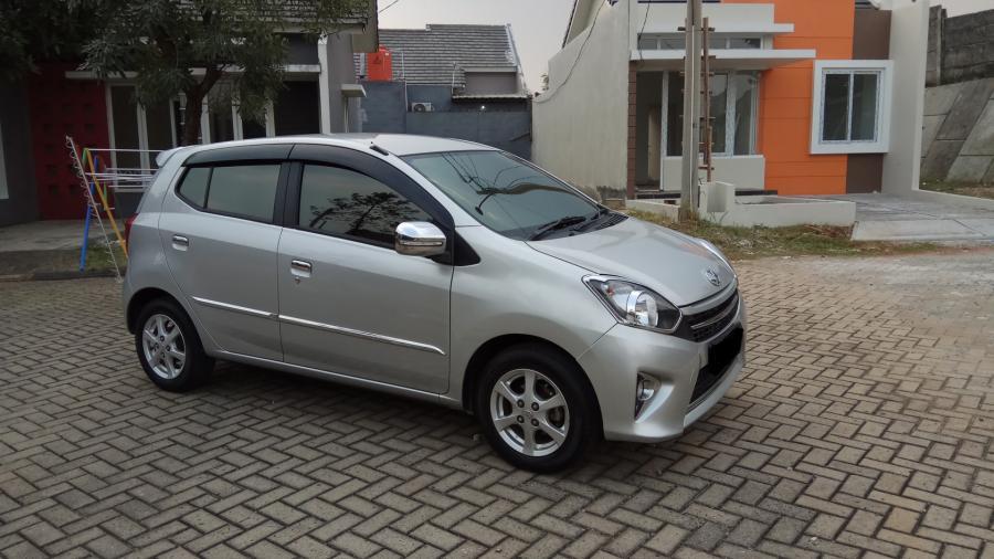 Mobil Toyota Agya Baru Bekas Dijual ...