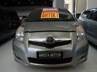 Toyota: Yaris E'10 MT medium silver Pjk juli' 18 KM 42rb. Asli.