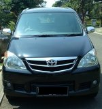Jual Toyota Avanza 1.3 G A/T 2010 Hitam Metalic
