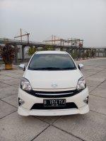 Jual Toyota agya trd sportivo matic 2014 putih tgn 1 dari baru