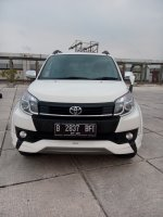 Jual Toyota rush trd sportivo matic putih 2015  Service Record km 16 rb