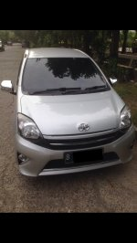 Jual Toyota Agya G 2014 AT