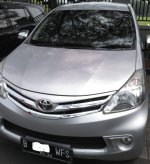 Jual Toyota Avanza G Manual Th 2012