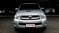 Jual Toyota Hilux G double cabin 4x4 VNT turbo diesel